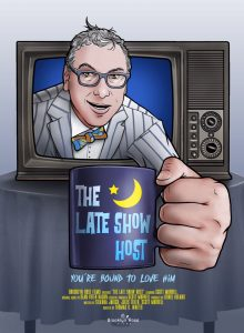 THE LATE SHOW HOST